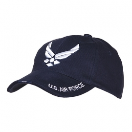 Baseball cap US Air Force USAF donkerblauw