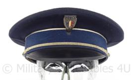 Franse Politie pet - maat 59 - maker: Sofac Bernay - origineel