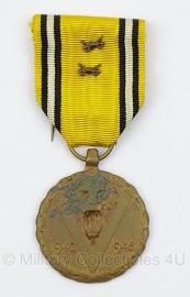 Belgische herinnerings oorlog 1940-1945 medaille  - origineel