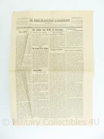 krant Bredasche Courant -  19 juli 1945 - origineel