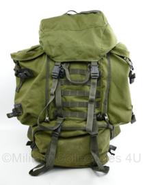 Berghaus Crusader 90 + 20 rugzak met zijtassen groen TYPE 2 - 110 liter  - MAAT 3 gebruikt - origineel leger