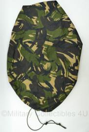 Defensie Woodland rugzak hoes voor maximaal 80 liter rugzak - 87 x 60 cm - origineel