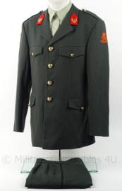 KL DT set Stoottroepen Luchtmobiele Brigade - jas, broek en blouse - maat 50 - origineel