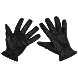 Leren handschoenen - Kevlar - Snijwerend / Snijbestendig