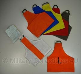 KL armband / schouderband gekleurd - keuze uit meerdere soorten - origineel
