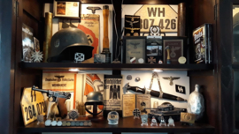 Duitse militaria verzameling