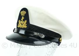 Koninklijke Marine Adelborst Korps Adelborsten pet  Maat 54 - Origineel