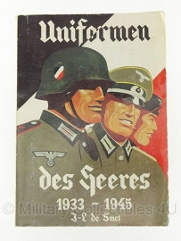 Uniformen des Heeres 1933-1945  J.L. de Smet