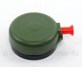 KL Landmacht GPS antenne voor voertuigen of op de helm - PLGR GPS - PLGR GPS micro pulse afmeting 6,5 x 5 x 2,5 cm - origineel