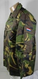 KL ZOMER 50% katoen woodland uniform jas - Jas basis - ongebruikt - meerdere maten - origineel