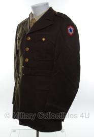 US Officer Class A jas 1944 - size S - origineel WO2
