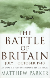 Boek The Battle of Britain - July - October 1940
