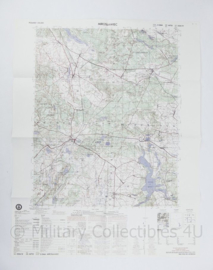 USA Defence mapping agency stafkaart Poland Miroslawiec M753 2524IV - 1 : 50.000 - 74 x 58 cm - origineel