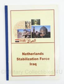 Defensie Korps Mariniers handboek Irak Netherlands Stabilization Force