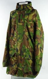 KL Landmacht woodland Bilaminaat jas - maat 9010/1520  - zeldzame maat - Let op: rits defect !- origineel