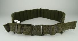 Battle Belt Koppel met Molle draagsysteem - 900D Cordura - Groen