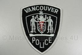 Vancouver Police patch - origineel
