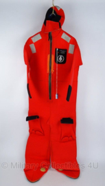 Leger Neopreen Imperial Adult Exposure Suit Immersion Suit Survival Suit - ongebruikt - origineel