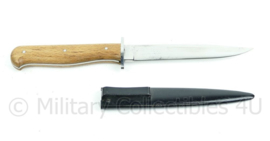 Wo2 Duits Stiefelmesser -28 x 4,5 x 1,5 cm  - Replica