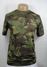 KL Woodland shirt Nederlands leger - ongebruikt - maat 7080/8595 - origineel leger