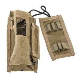 US Army Radio Pouch Paraclete Coyote - origineel