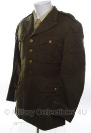 US Officer Class A jas 1944 - size M - origineel WO2