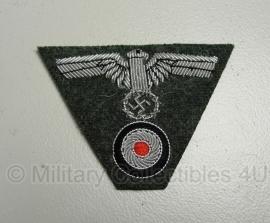 M43 pet insigne - Heer officieren