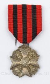 Belgische burgerlijke ereteken medaille  - 20 - origineel
