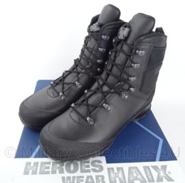 KL Nederlandse leger Haix legerkisten Huidig MODEL ZWART ! - Laars, gevecht, multi - maat 41 tm. 47 !  - Haix Mondo 203317  - origineel