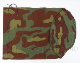 Draagtas katoen Italiaanse / SS camo - 70 x 26 cm - origineel