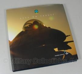 """Boek """"Eyes on Target """" - Fotoboek Koninklijke Luchtmacht"""