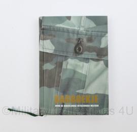 Dagboekje voor de Nederlandse uitgezonden Militair - nieuw  - 15,5 x 11 x 1,5 cm - origineel
