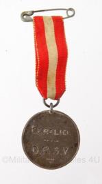 Eerelid medaille Dordtse Politie sportvereniging  - Antiek - Origineel