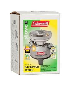 Coleman Brander 550B Backpack Stove - ongebruikt in doos - met NSN nummer