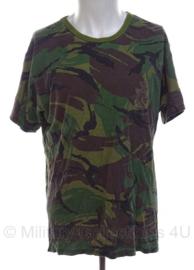 Korps Mariniers t-shirt camo met opdruk op borst - meerdere maten - origineel
