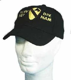 Baseball cap - US vietnam oorlog First Cavalry Division