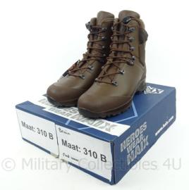 KL Nederlandse leger Haix legerkisten Huidig MODEL ! - Laars, gevecht, NATWEER  Haix Mondo 203319 BRUIN- maat 39 tm. 48  -  voor bij NFP camo pak -  origineel