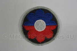 WWII US 9th Infantry Division patch