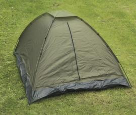 Tweepersoons Iglo tent - Groen