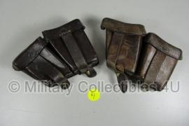 Duitse STEYR M95 patroontas set - matching maker en jaartal 1939  - origineel - nr. 4