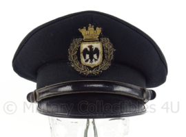 Nederlandse Gemeente Politie of Ambtenaren pet - Antiek - maat 56 - origineel