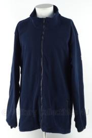 KM Marine Sioen fleece voering voor Sioen dekjas - Flame Retardant - maat Large - gedragen - origineel