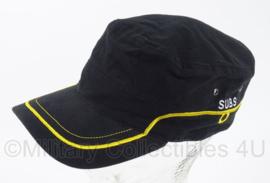 "NL KM baseball cap ""SUBS"" - zwart -  verstelbaar - origineel"