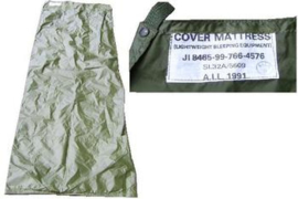 Slaapzak onderzeil groundsheet GROEN British Army issue olive green Nylon Sleeping bag Protection sheet - origineel Brits leger