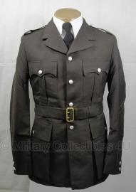 Uniform jas Zuid Afrika - bruin - maat 40 - origineel