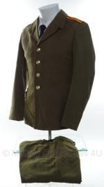 Russische leger uniform jas MET broek - maat  50-2 - origineel