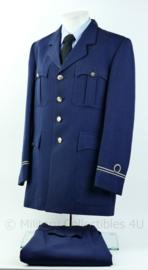 Belgische luchtmacht uniform set - Adjudant- chef - Maat 6GH - origineel