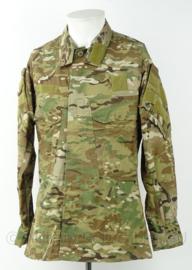 KL landmacht  Multicamo G3 field shirt nieuwste model uniform jasje - merk Crye Precision - gebruikt - maat Small-regular - origineel