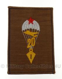 Russische parachutisten embleem - 20 jumps - origineel
