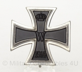 IJzeren kruis 1e klasse WO1 1914 model EK1 1914